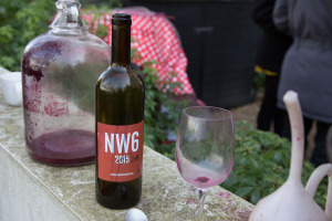 NW6 Wine bottling event